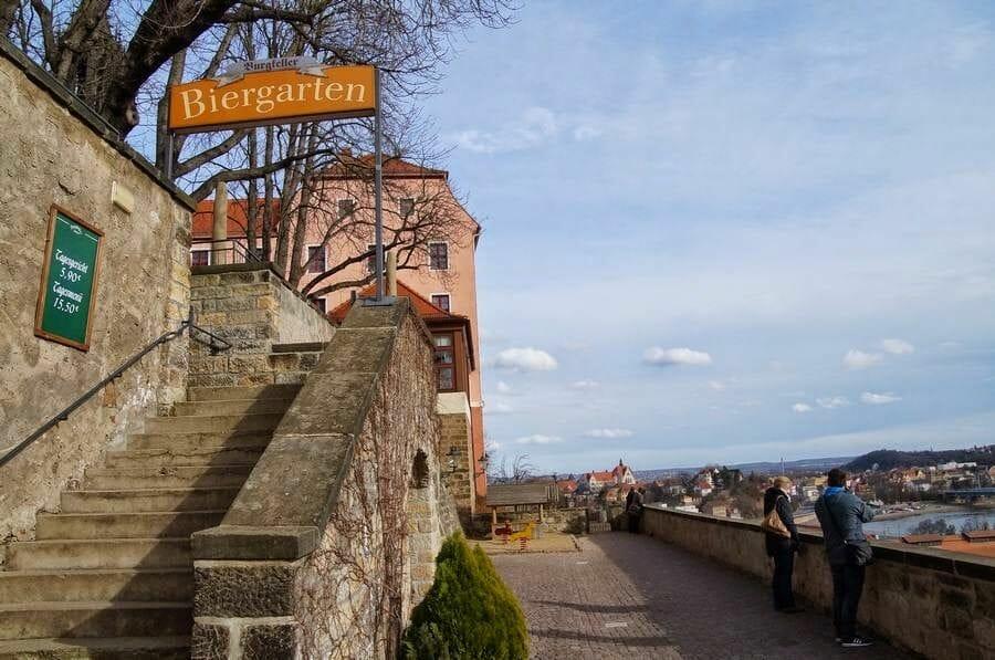 Balcón de Meissen