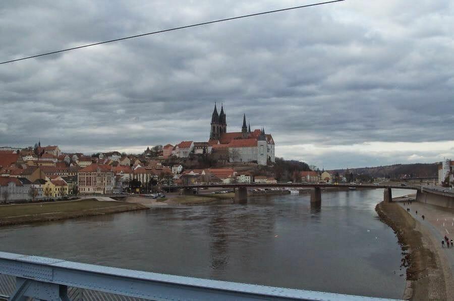 vista panoramica Meissen