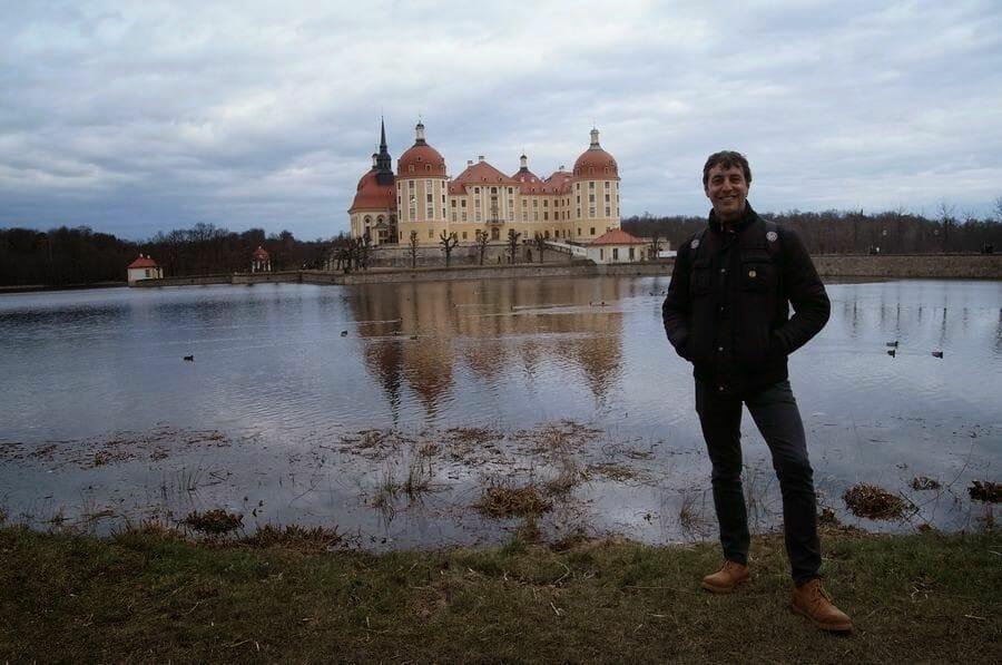 CASTILLO DE MORITZBURG, castillos alemanes, castillos con agua alrededor