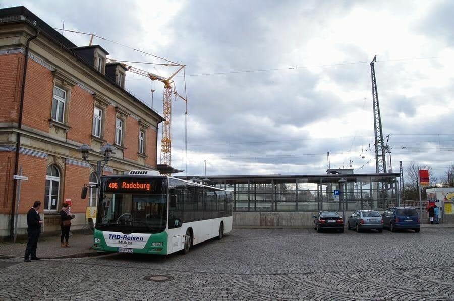 bus a moritzburg