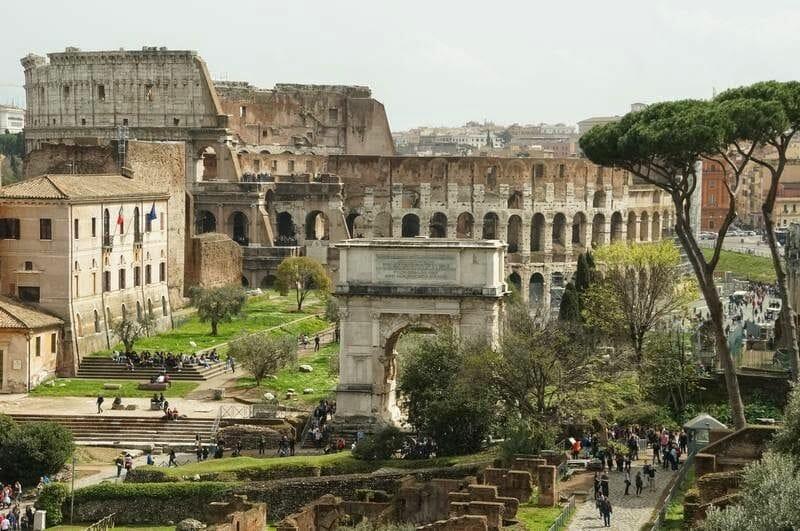 foro romano que ver