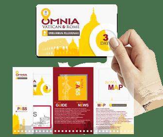 omnia vatican tarjeta