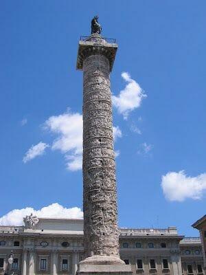 columna de Marco Aurelio
