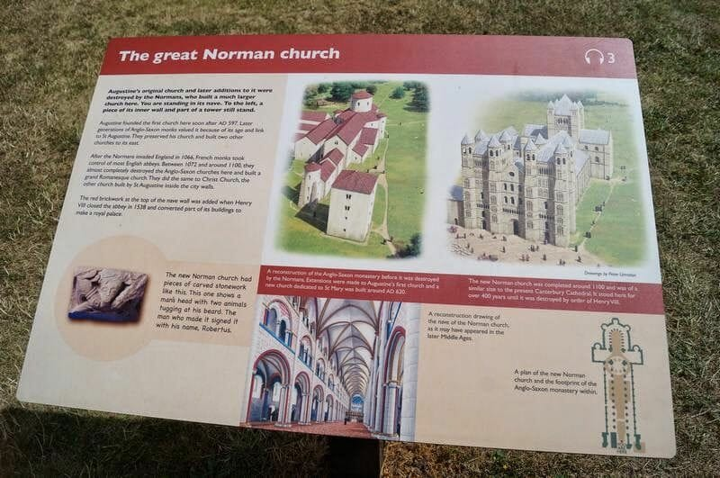 the great norman church