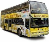 bus turistico omnia card roma