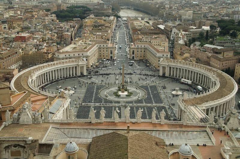 Basílica de San Pedro que ver