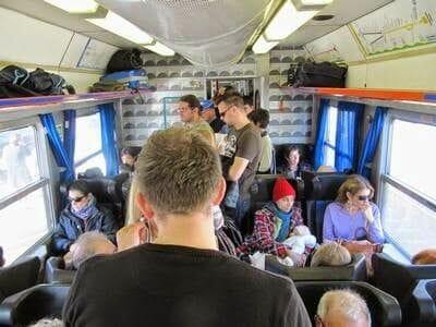 cómo ir de Civitavecchia a Roma en tren