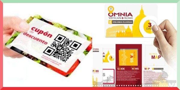 descuento omnia card vatican y roma pass