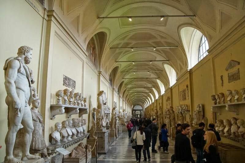 La Galleria Chiaramonti