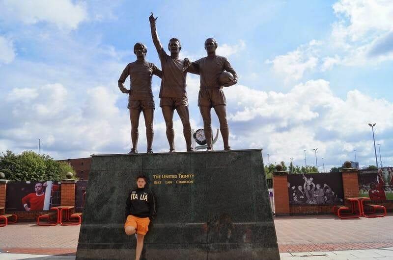United trinity Manchester United