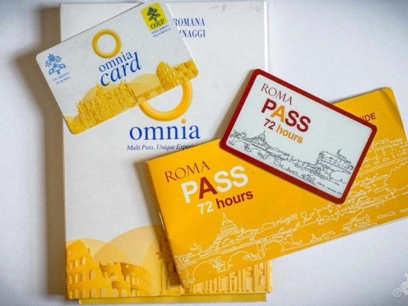 vale la pena la omnia vatican - omnia card Roma