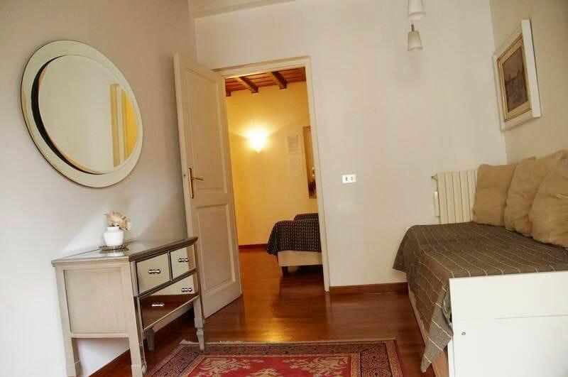 apartamentos en roma alojamiento en Roma, apartamento paradiso