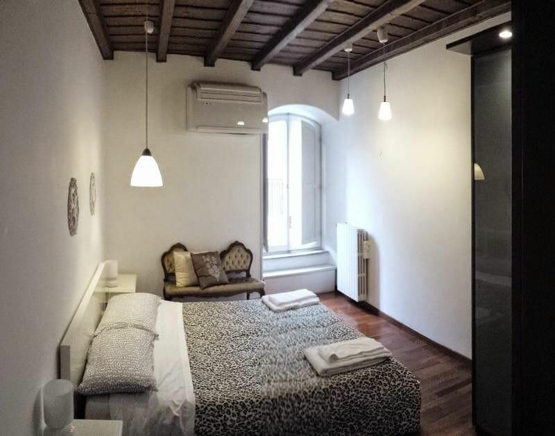 apartamentos en roma