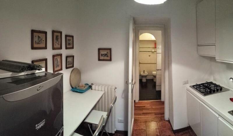 apartamentos en roma, onlybefrom, alojamiento en Roma, apartamento paradiso