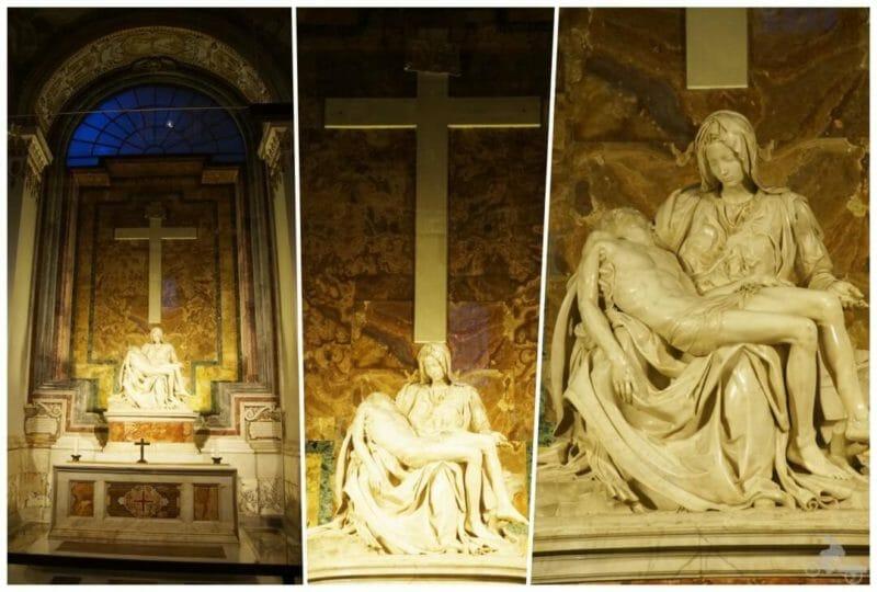 La Pietá de Miguel Angel
