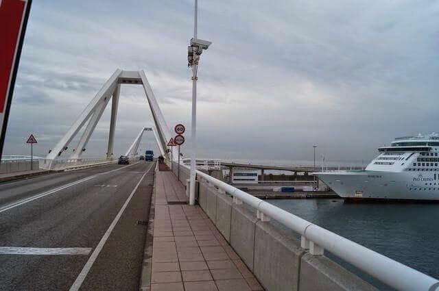 puerto Barcelona cruceros