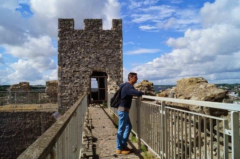 mi baul de blogs en el castillo de rochester hector
