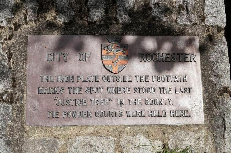 placa pueblo rochester