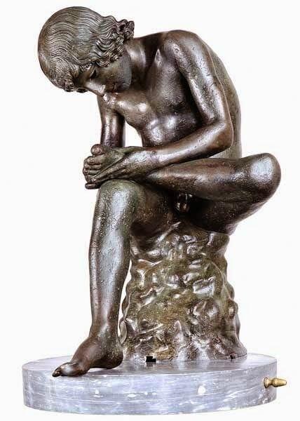 El espinario museos Capitolinos