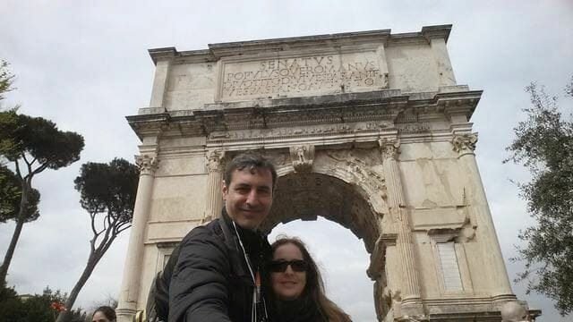 Foro Romano Palatino Roma