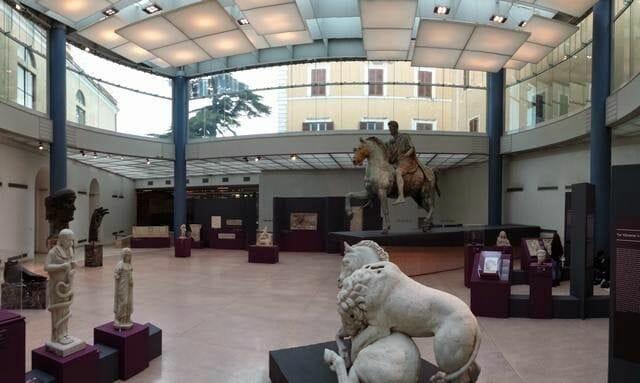 museos capìtolinos