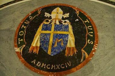 BASÍLICA DE SAN PEDRO - visita del Vaticano