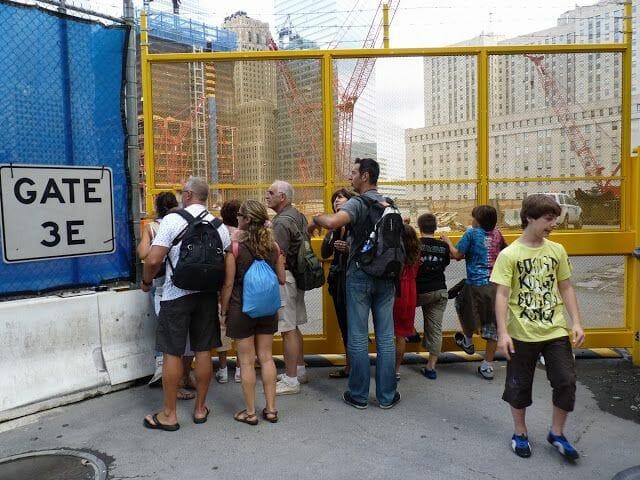 obras zona 0 Nueva York