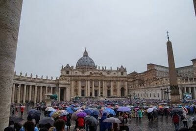 Audiencia del Papa del miércoles - Visita del Vaticano