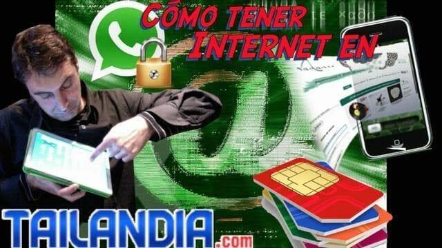 internet en tailandia
