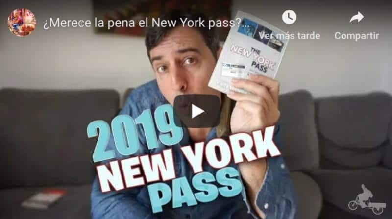 video new york pass