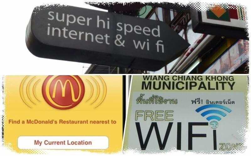 wifi gratis tailandia