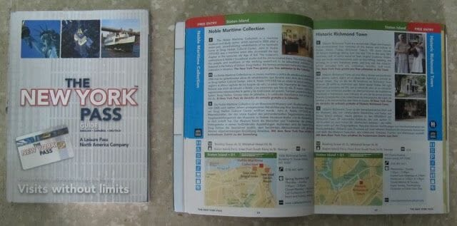 libro new york pass