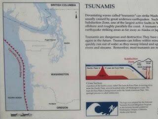 tsunamis en la push