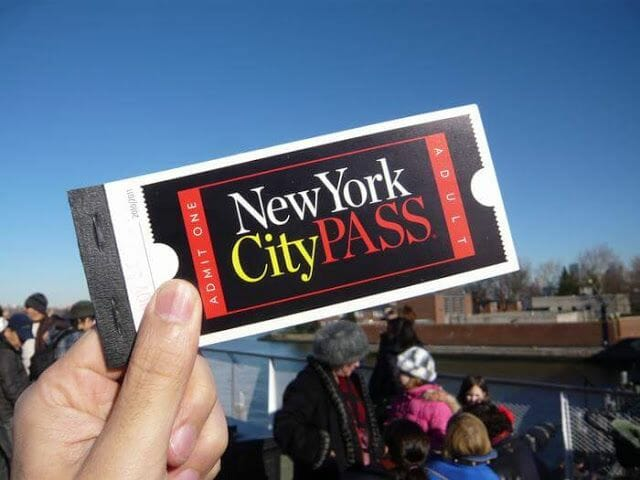 Cómo funciona la New York City pass