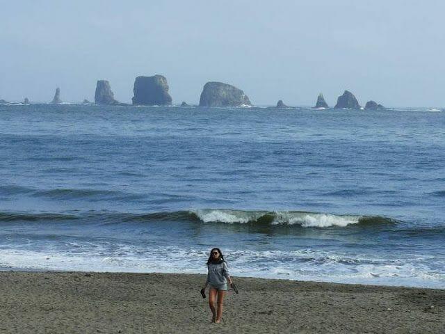 playas indios quileutes