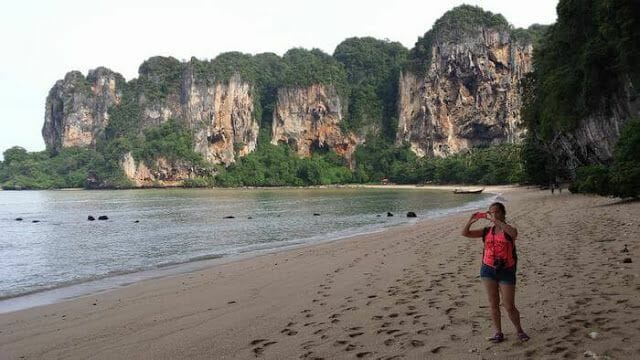playa Tonsai Beach