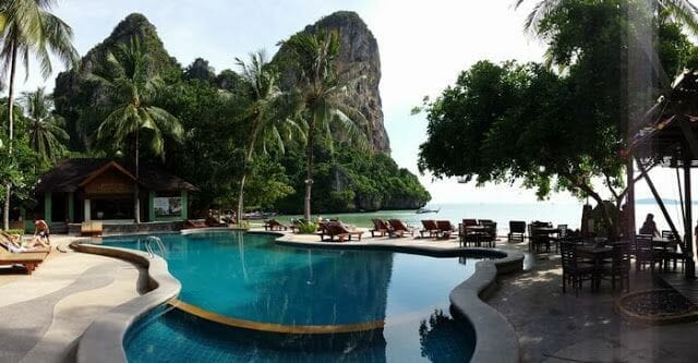 Railay Beach resort