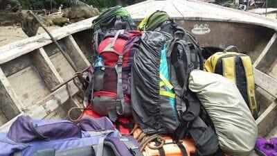 mochilas en tailandia