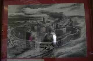 castillo de Deal cuadro