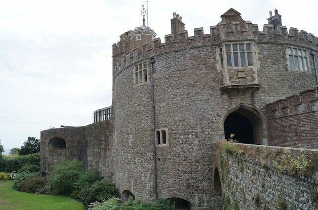 castillo de Walmer
