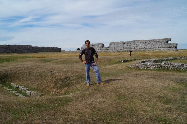 fuerte RICHBOROUGH ROMAN FORT