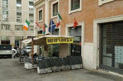 druids rock roma
