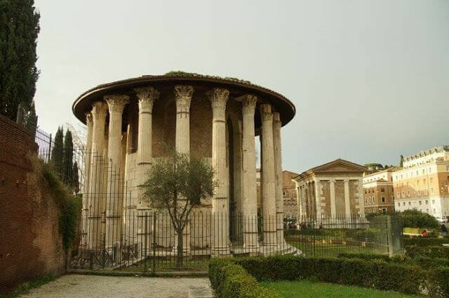 Templo de Hercules Victorioso