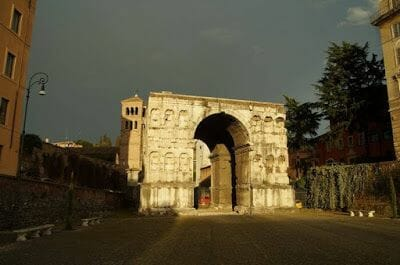 arco de Jano roma