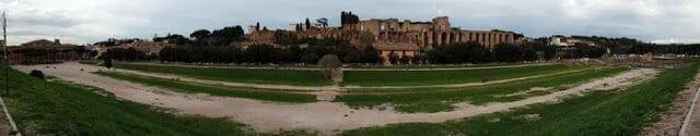 circo máximo del Bus Turístico Roma
