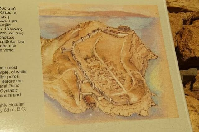 Templo de Poseidón en Cabo Sunion