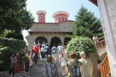 monasterio de san esteban meteora