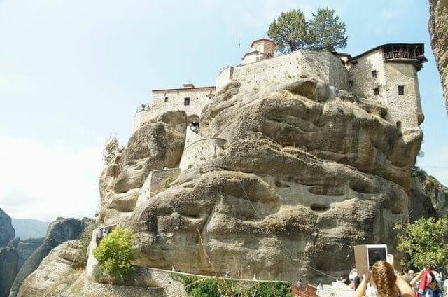 Monasterio del Gran Meteor