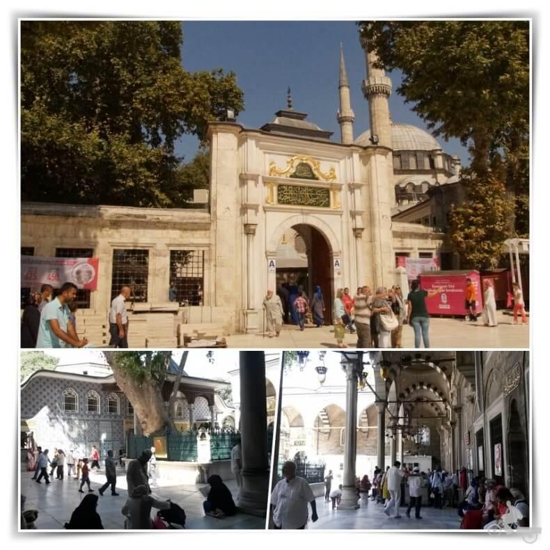 Mezquita de Eyüp Sultan