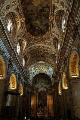 Iglesia dei Francesi